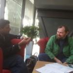 Переговоры с новозеландским работодателем - мутный тип