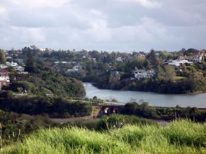 Orakei Basin