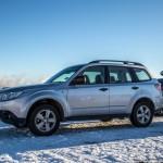 Subaru - Official vehicle of Mt Ruapehu